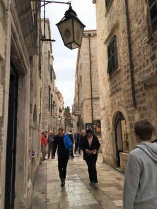 Old town ara sokaklar